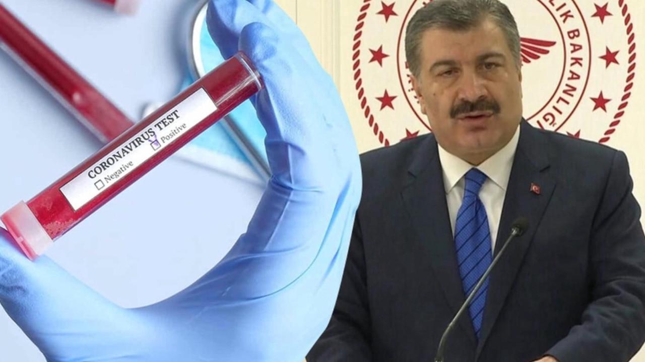 Bakan Koca'dan flaş Coronavirus açıklaması! 561 yeni tanı, 15 can kaybı...