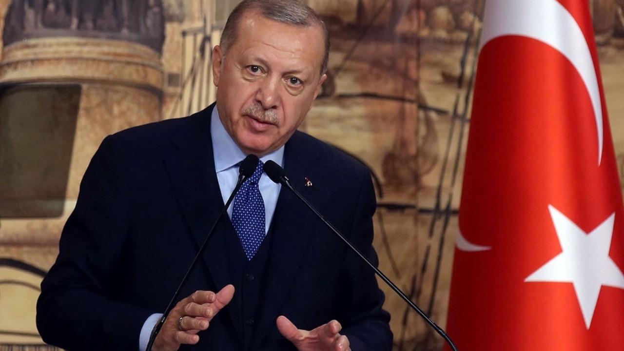 Cumhurbaşkanı Erdoğan: Evden çıkmayın!