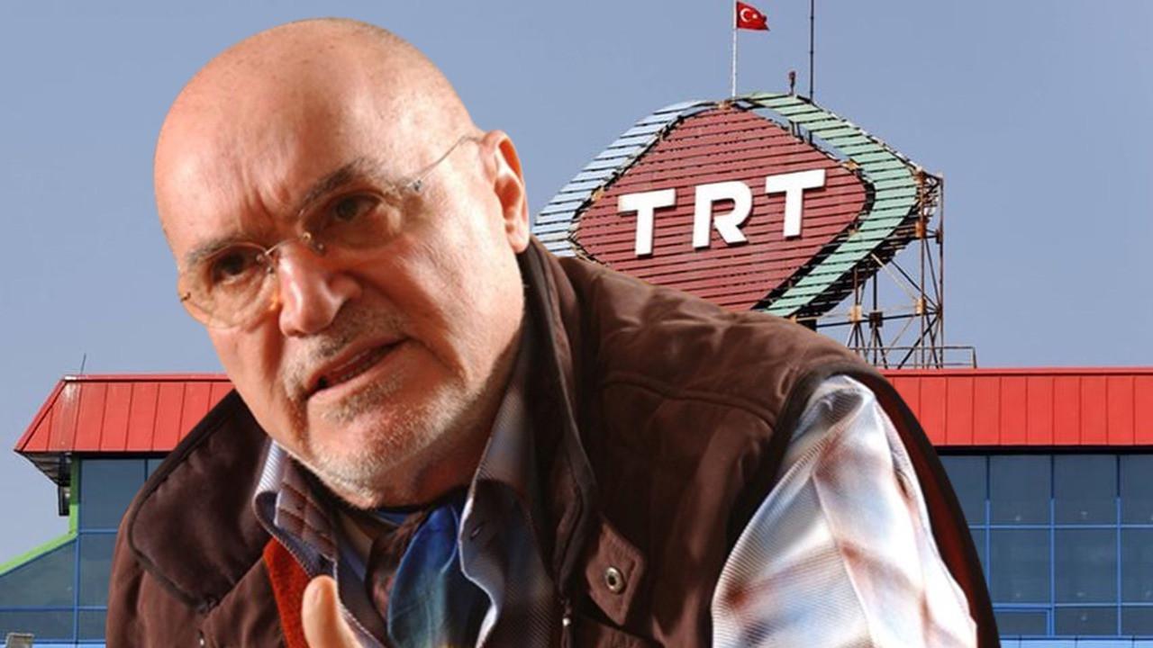 Hıncal Uluç TRT'yi şikayet etti: Görevini yapmıyor Sayın Başkanım!