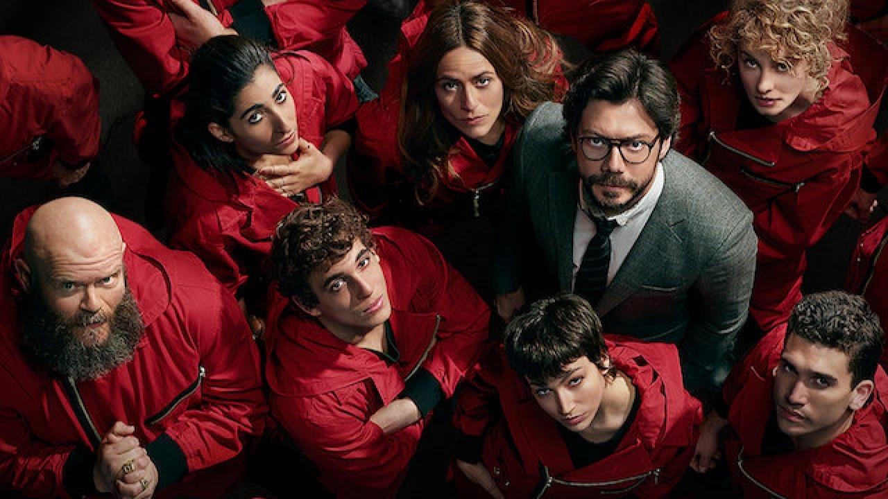 La Casa De Papel 4. sezon tarihi açıklandı!
