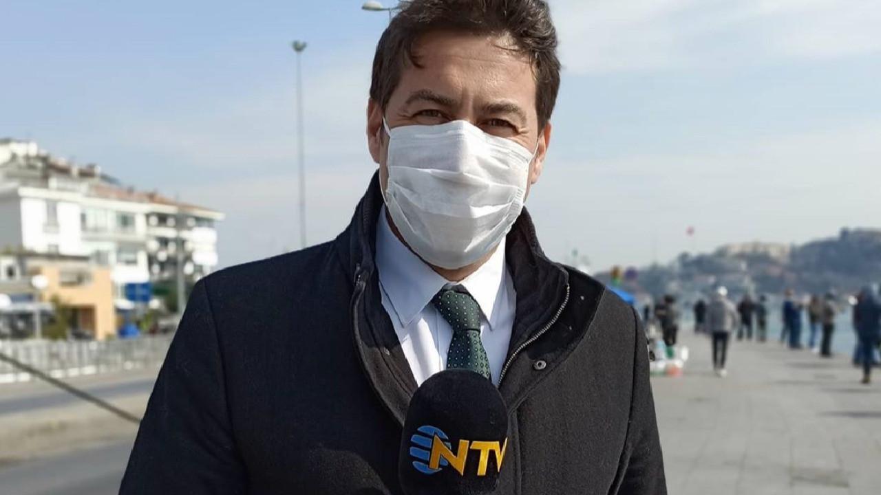 Sosyal medya hesabından açıkladı... NTV'nin deneyimli muhabiri Coronavirus'e yakalandı!