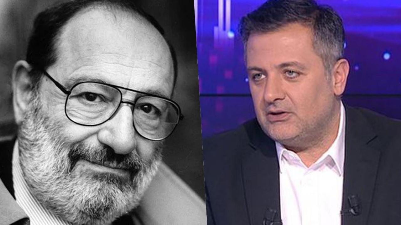 Mehmet Demirkol'dan canlı yayın gafı!
