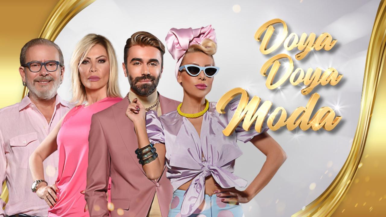 TV8'den flaş Doya Doya Moda kararı!
