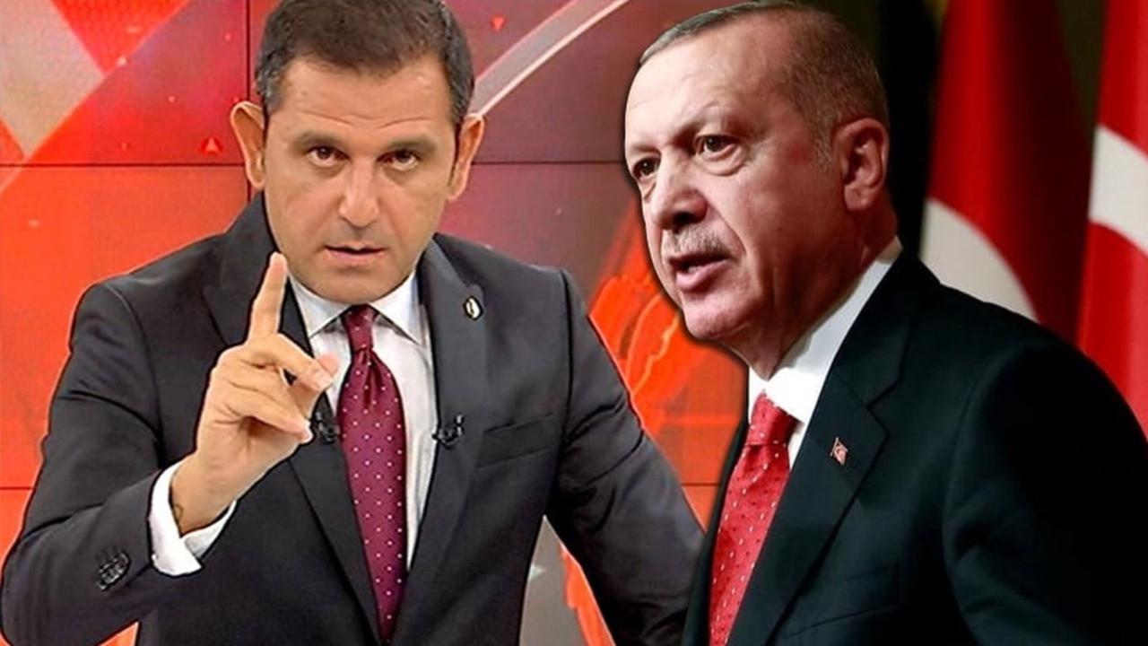 Fatih Portakal'dan Erdoğan'a medya virüsü yanıtı!