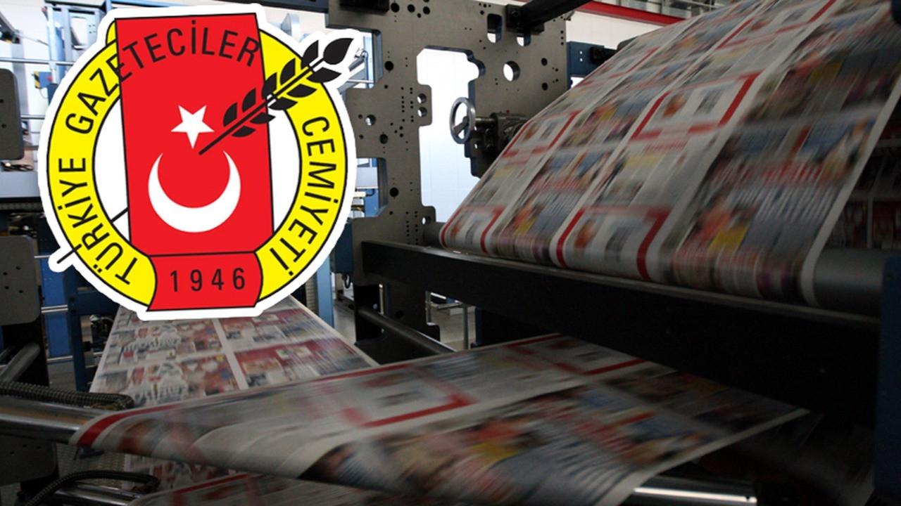 TGC'den flaş açıklama! Gazetelerin baskı ve dağıtım sorunu çözülecek