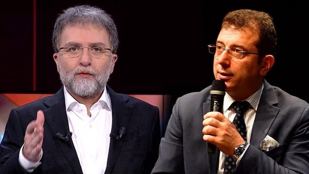 Ahmet Hakan'dan 'İmamoğlu' tepkisi!
