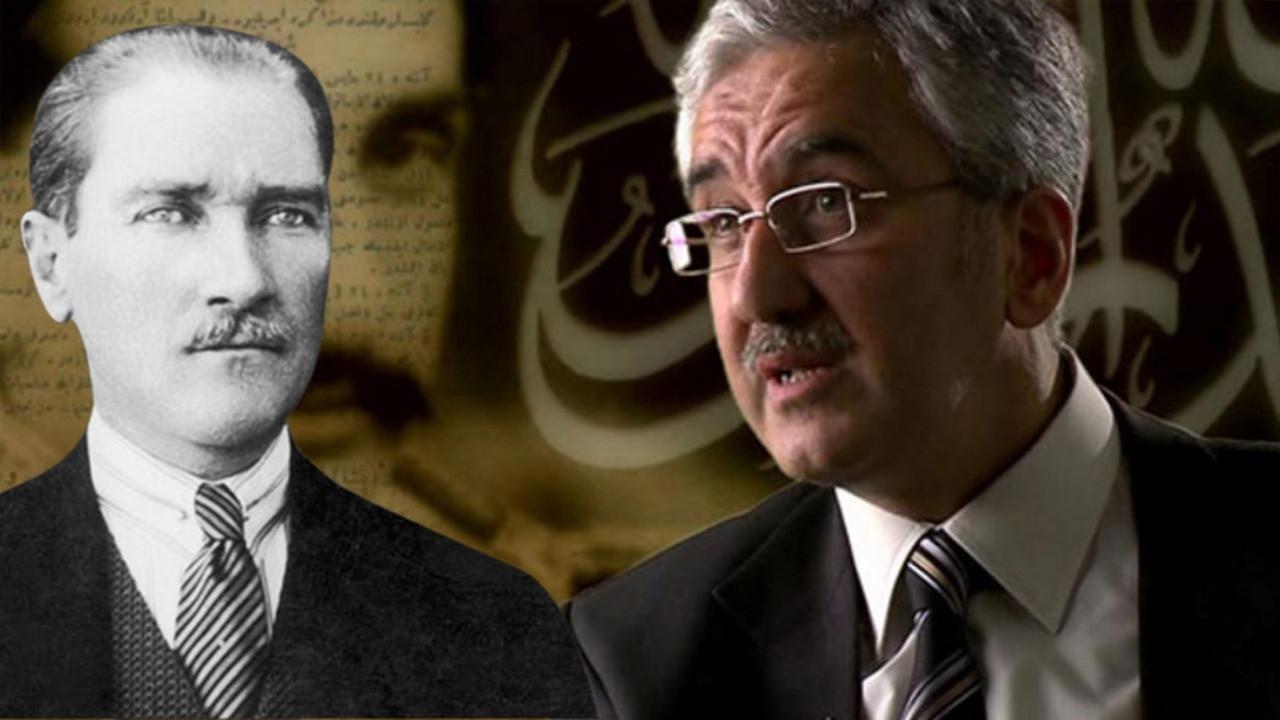 Türkiye Gazetesi köşe yazarından Atatürk'e çirkin iftira!