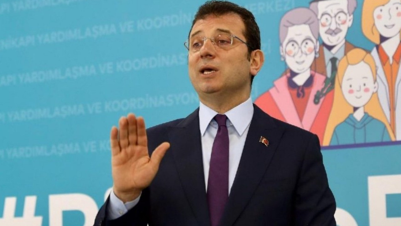 İmamoğlu'ndan Erdoğan'a yanıt: