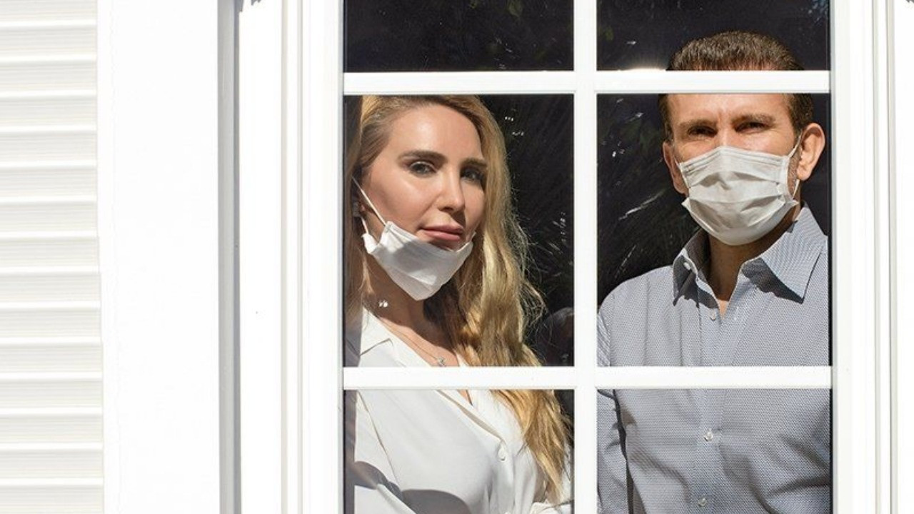 Rüştü Reçber'den flaş Corona açıklaması: 'Virüs bana eşimden geçmedi'