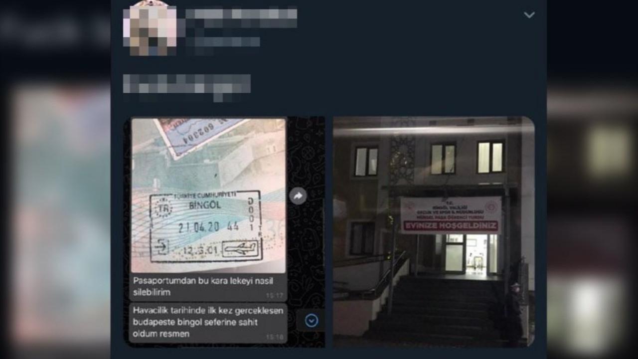 Savcılık harekete geçti... Yurt dışından Türkiye'ye getirilen kişiden skandal paylaşım!