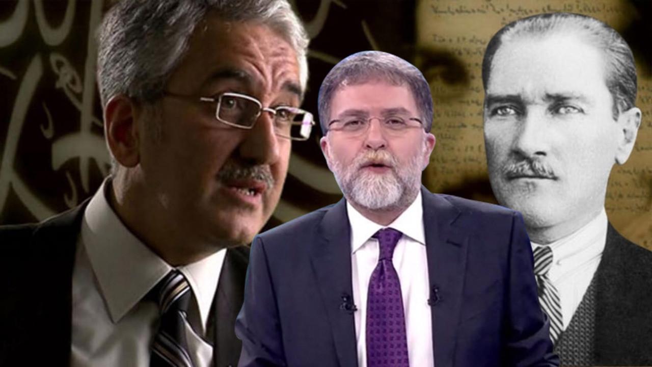 Ahmet Hakan'dan Türkiye yazarına sert tepki!