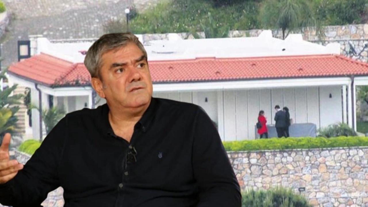 Yılmaz Özdil'in villası için flaş karar!