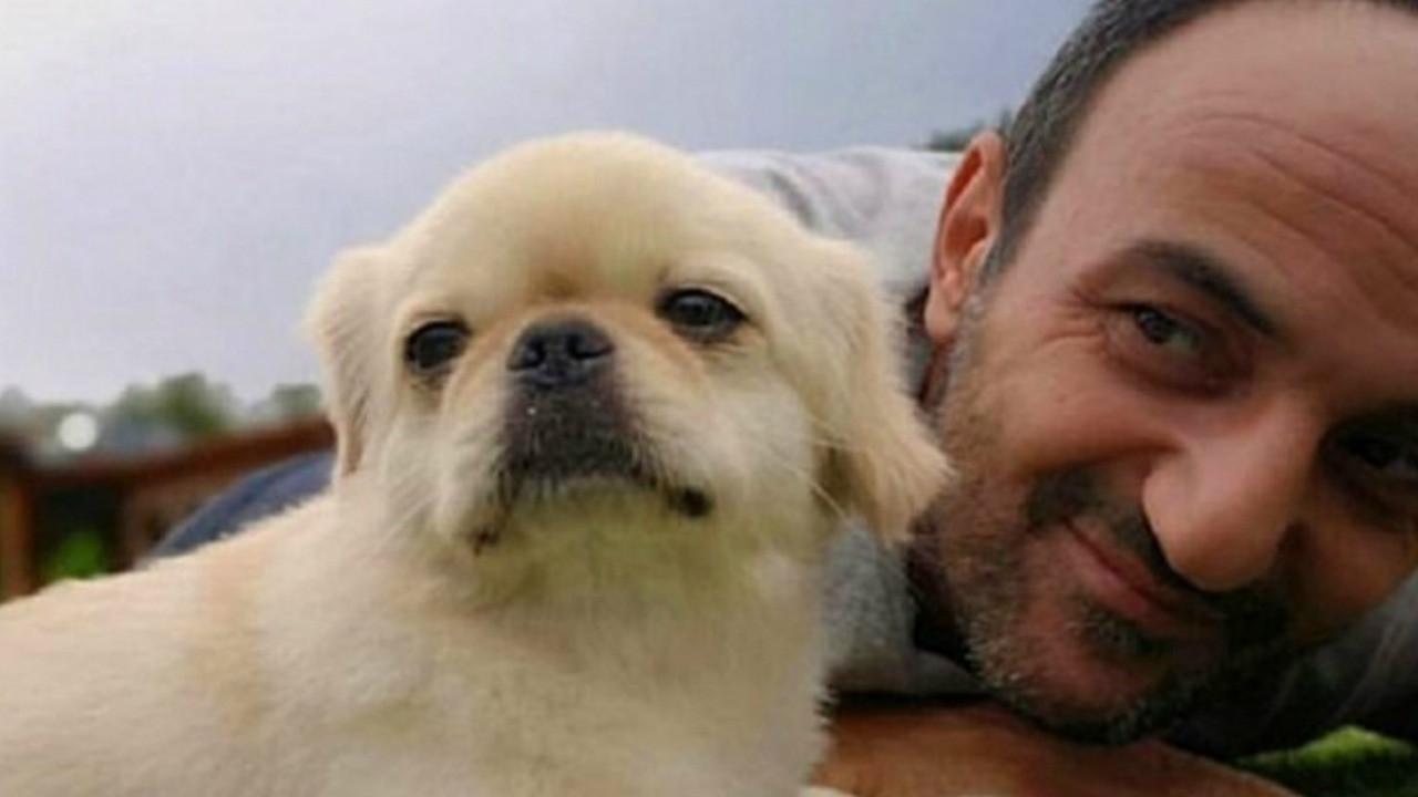 Ersin Korkut'tan köpeği Mess'in ardından ilk paylaşım