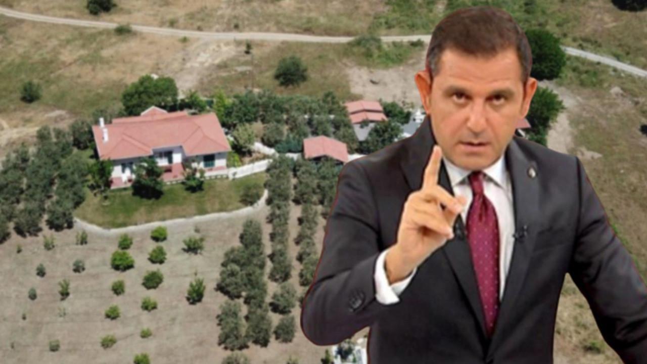 Fatih Portakal'ın çiftliğinde kaçak yapılaşmaya rastlanmadı!