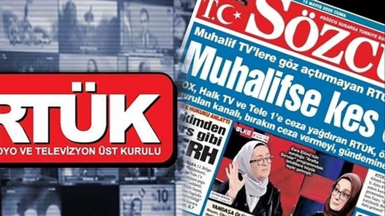 Sözcü Gazetesi'nden RTÜK Başkanına yanıt!