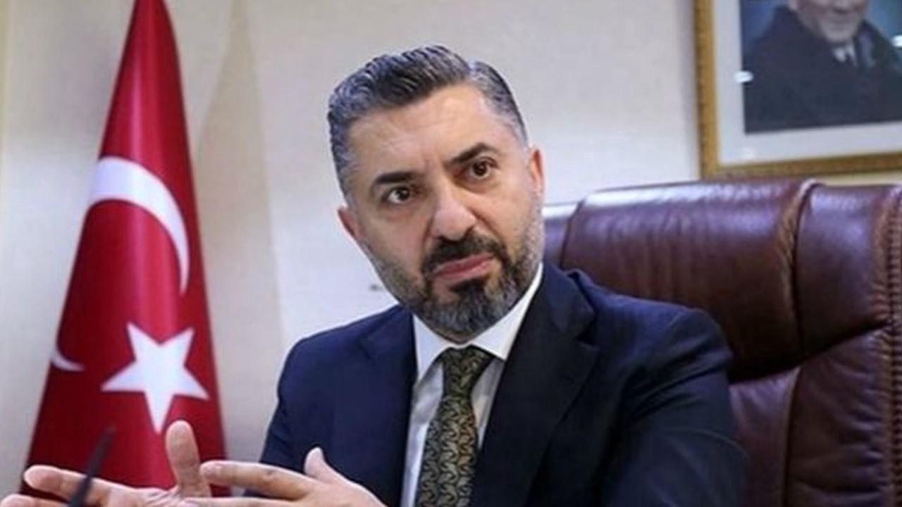 İYİ Parti'den RTÜK Başkanı için istifa çağrısı!