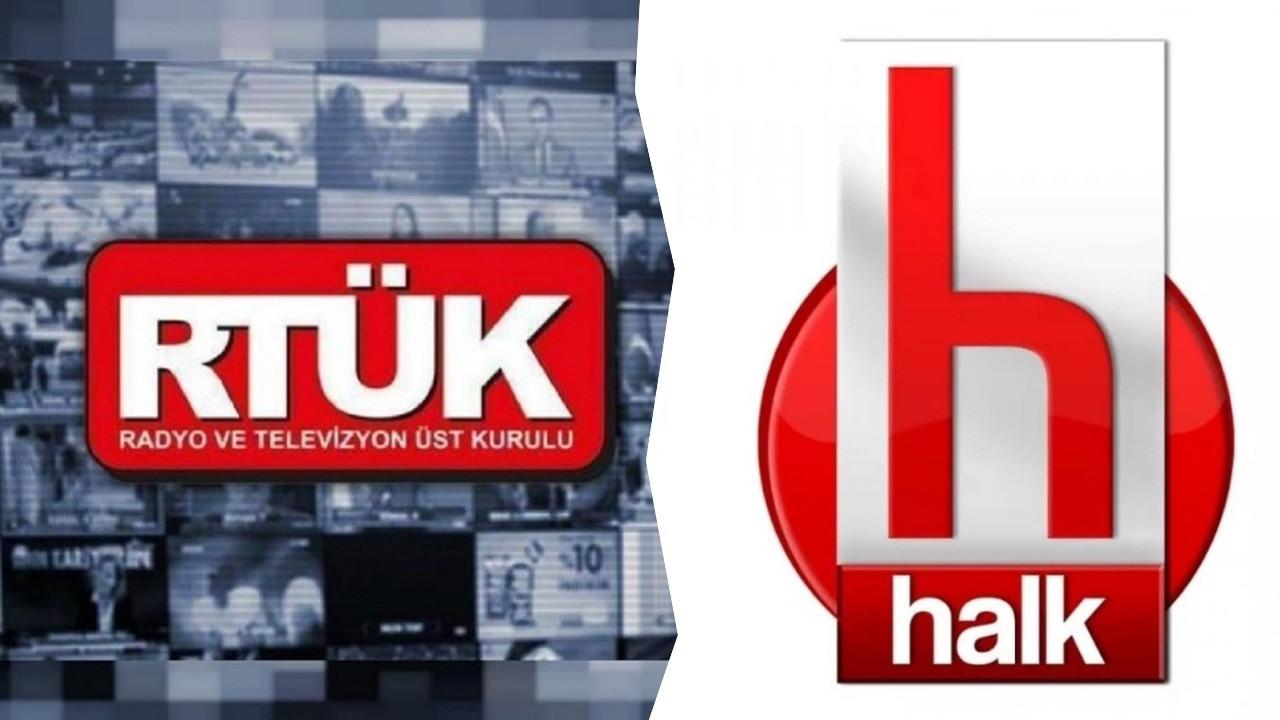 RTÜK'ten Halk TV'ye yeni cezalar!