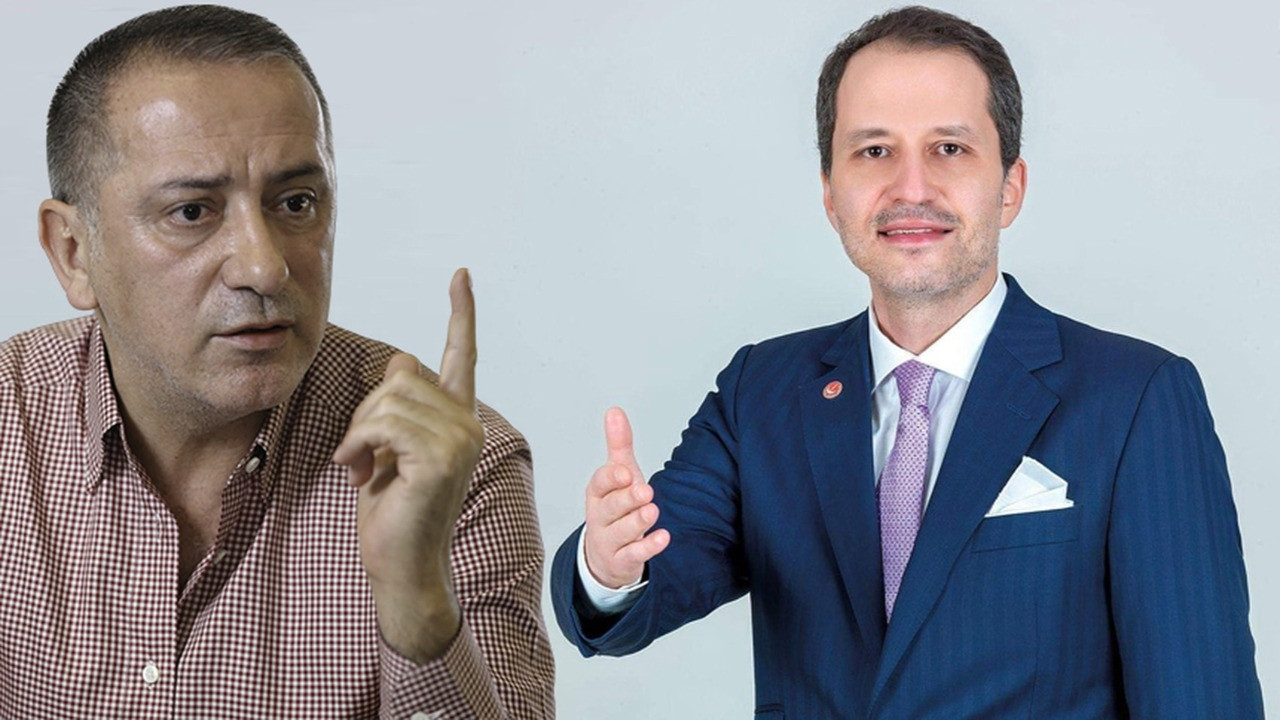 Fatih Altaylı'dan Fatih Erbakan'a sert tepki: 'Sana bana sulanacaklar yakında'