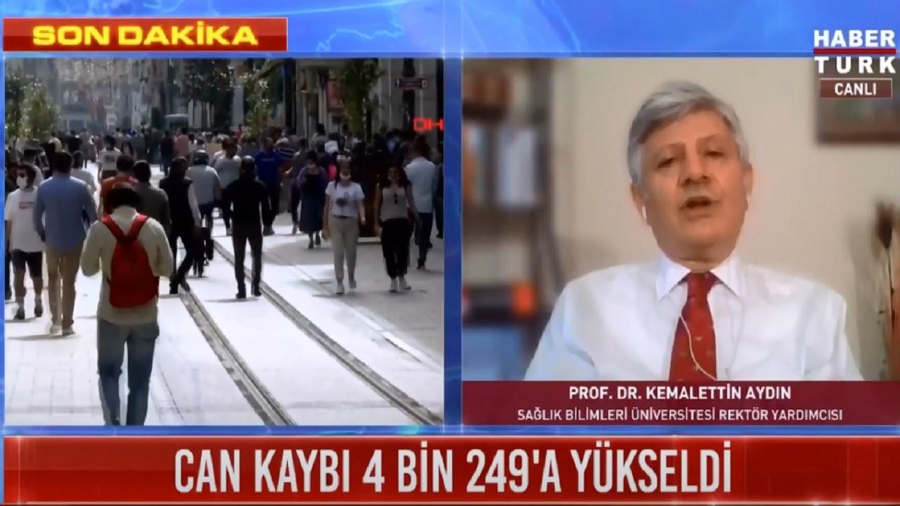 Habertürk TV'de yeni bir gaz kaçırma iddiası