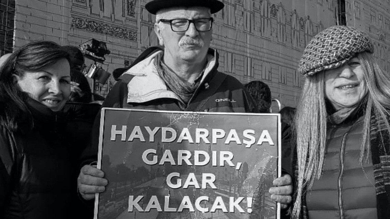 43 yıllık demiryolcunun sürgün gerekçesi: Haydarpaşa için mücadele etmek