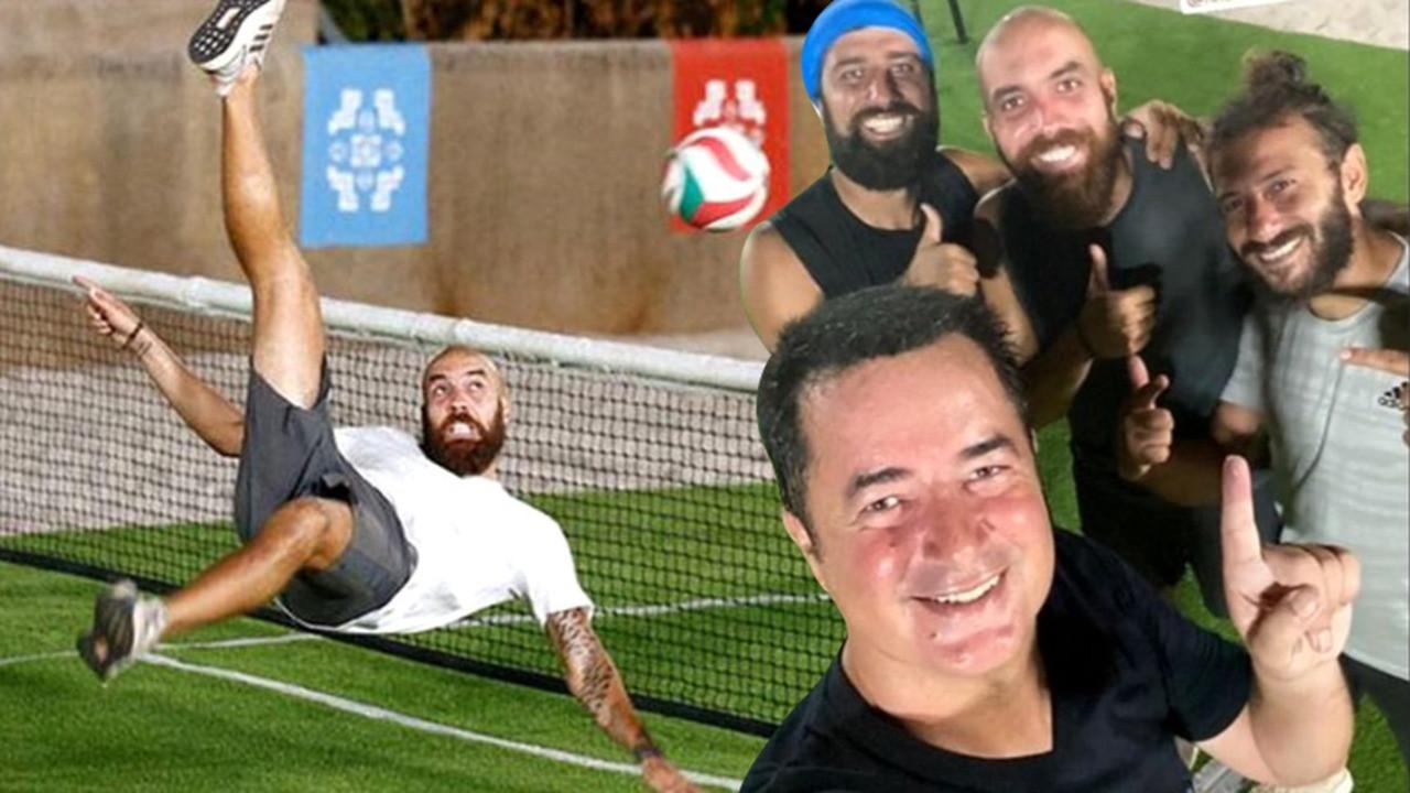 Survivor 2020 ayak tenisi maçını kim kazandı?