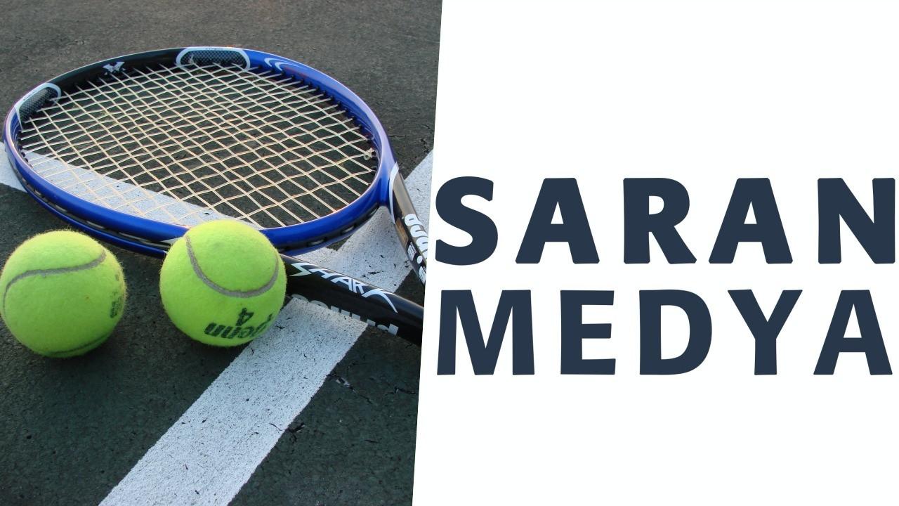 Saran Medya'dan kadınlar tenis turnuvası!