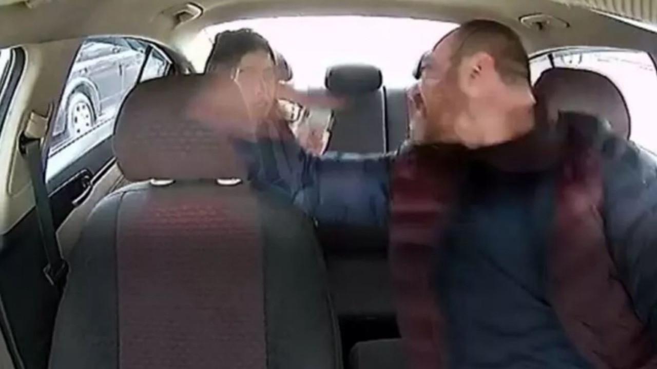 O taksici için istenilen ceza belli oldu!