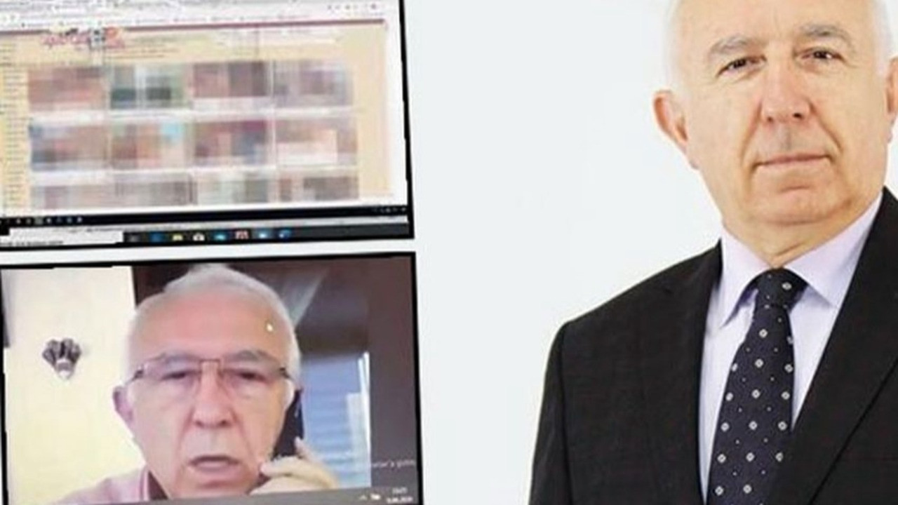 Online sınavda cinsel içerikli film izleyen profesör istifa etti!