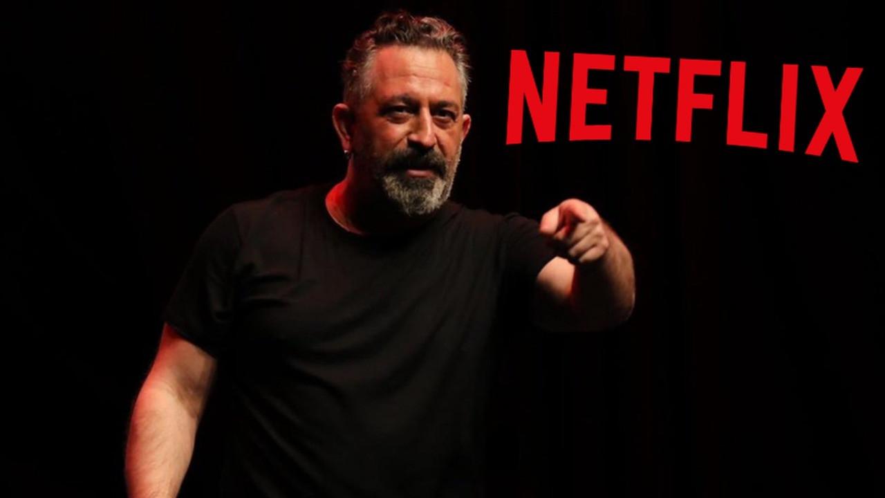 Cem Yılmaz'dan Netflix'e tepki: Buranın üçüncü dünya ülkesi olmadığını öğreneceksin