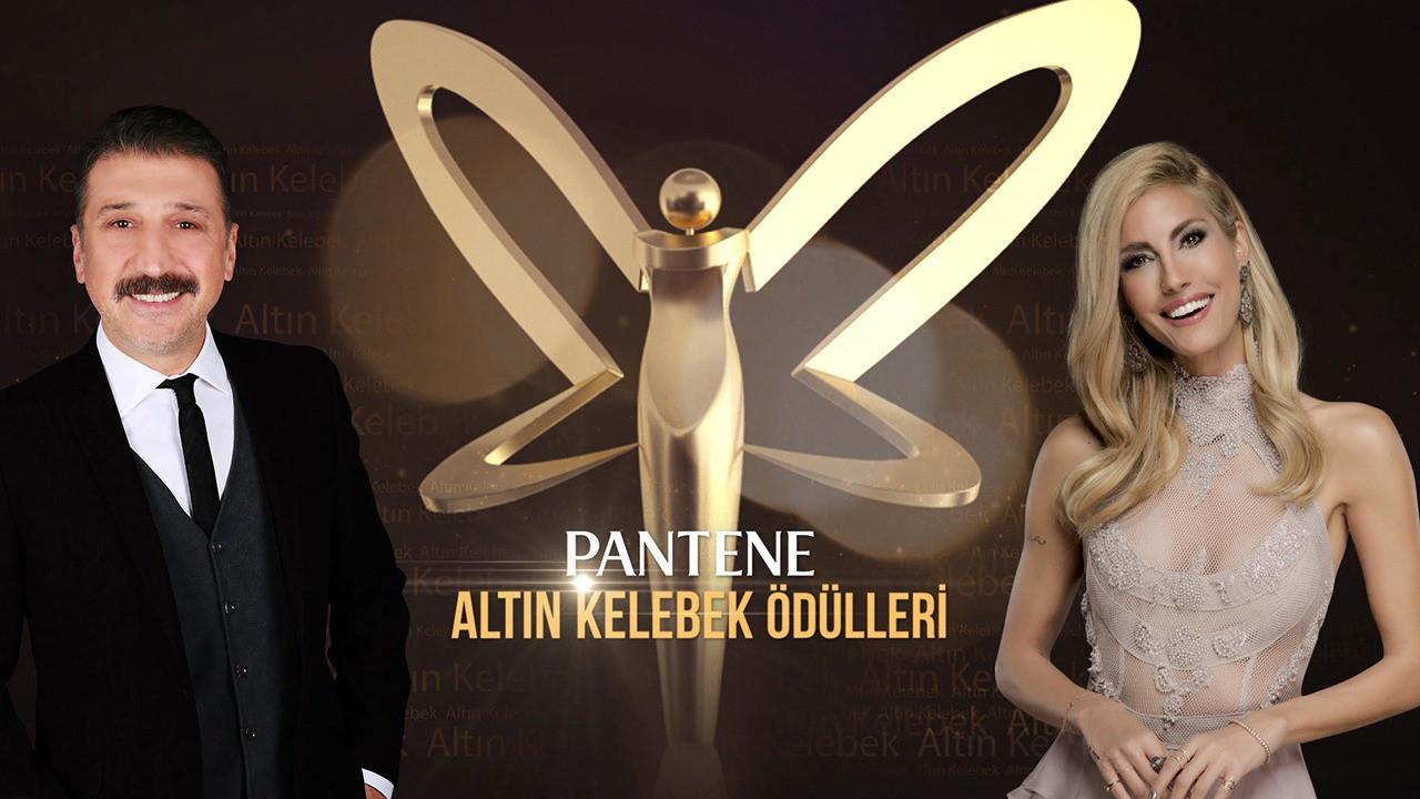 46. Pantene Altın Kelebek Ödül Töreni yeni konseptiyle Kanal D'de!