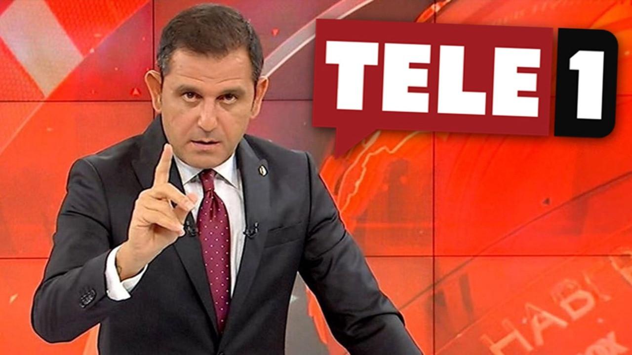 Fatih Portakal ile Tele1 arasında 'ekran karartma' polemiği!