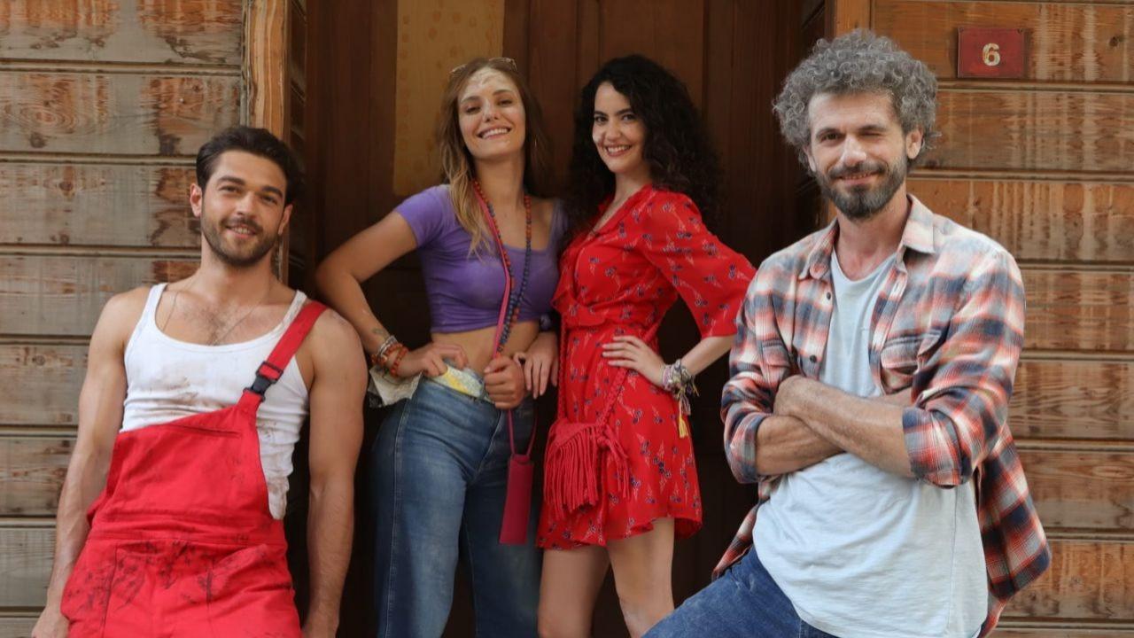 Çatı Katı Aşk için geri sayım başladı! Başrol oyuncuları yeni dizilerini anlattılılar