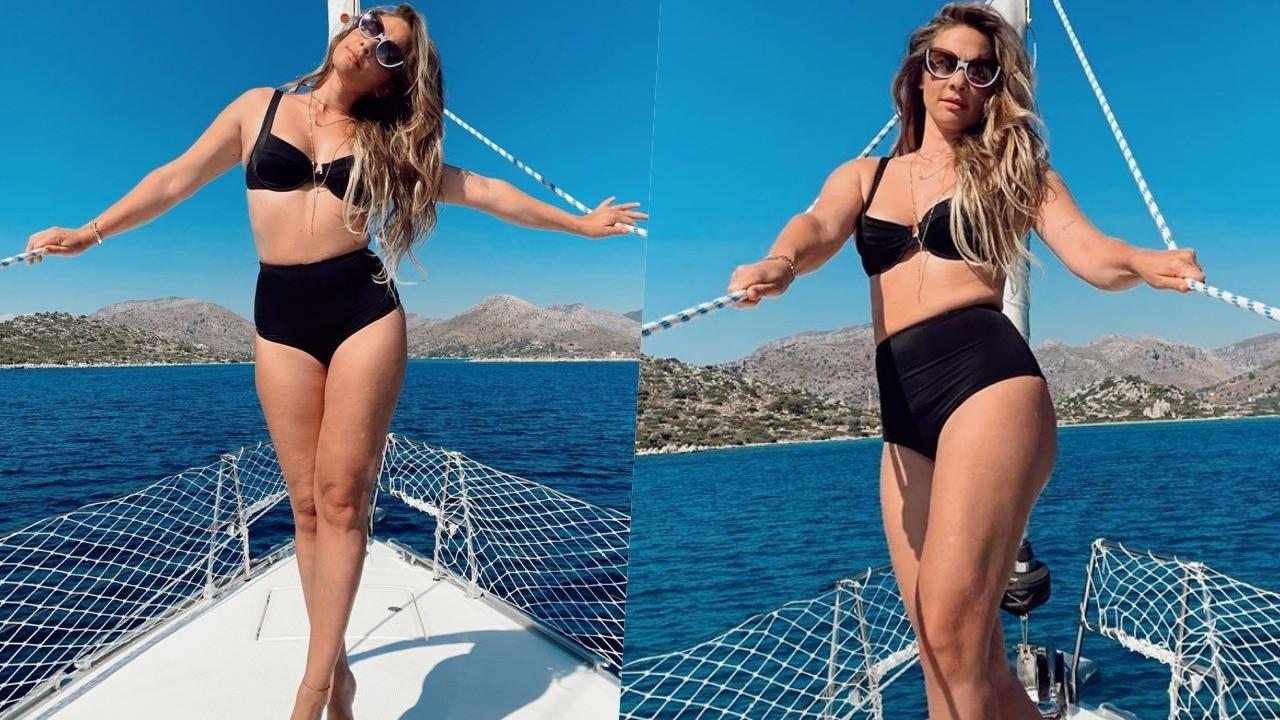 Müge Boz: Aldığım kilolarla barışmaya odaklandım