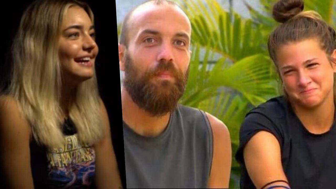 Survivor Aycan'dan flaş Nisa ve Sercan itirafı!