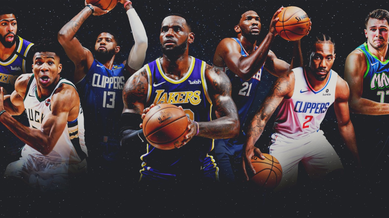 NBA heyecanı kaldığı yerden devam ediyor!