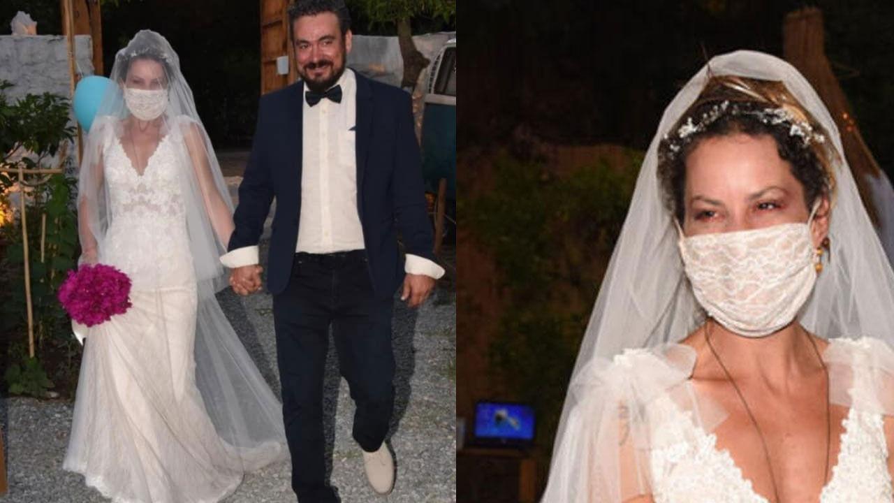 Ünlü çiftin 30 günlük evliliği bitti: 'Resmi nikahımız yoktu, sadece düğün yaptık'