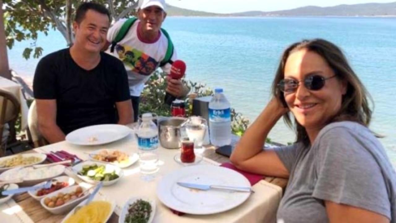 Hülya Avşar'dan Acun Ilıcalı için esprili çıkış: Yatağıma attım onu