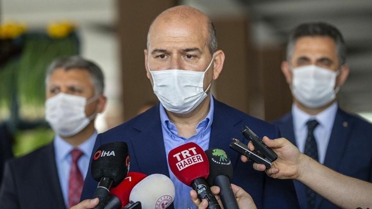 Süleyman Soylu'dan AYM Başkanı'na sert sözler!