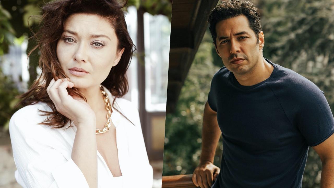 Kefaret dizisinin başrolleri açıklandı! Nurgül Yeşilçay ve Mert Fırat, yeni sezonda FOX'ta