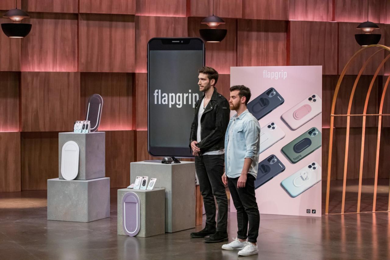Yeni telefon tutunma model tasarımında Türk ve Alman imzası bir arada!