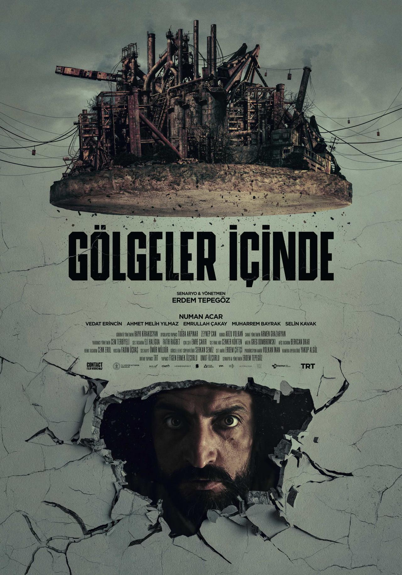Gölgeler İçinde filminin fragmanı yayınlandı