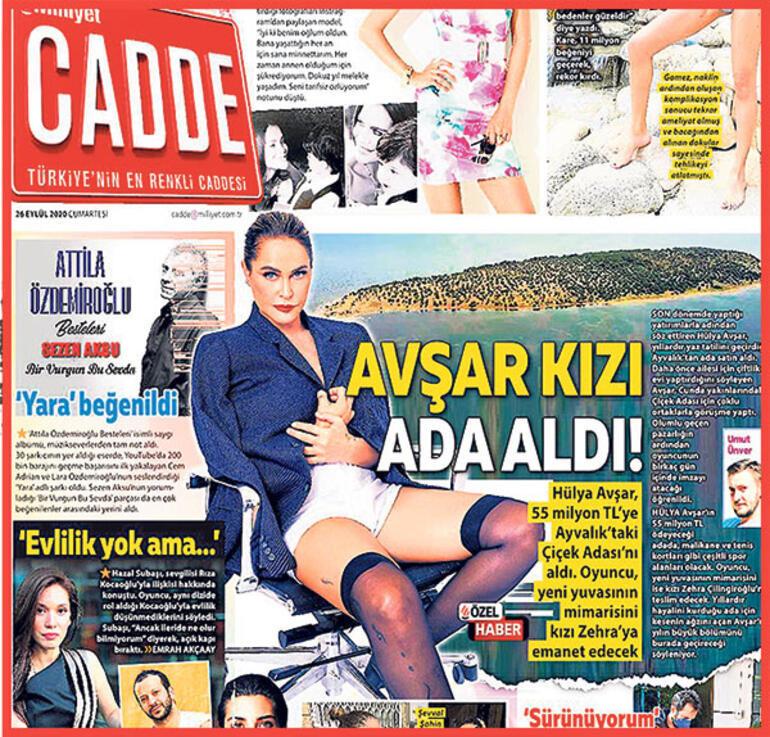 Milliyet'ten flaş Hülya Avşar açıklaması! 'Avşar kızı ada aldı' haberinin kaynağı kim?