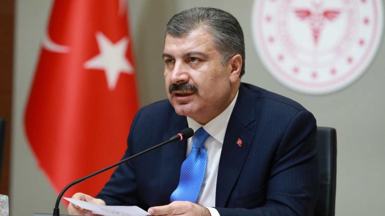 Sağlık Bakanı Koca'dan flaş vaka ve aşı açıklaması