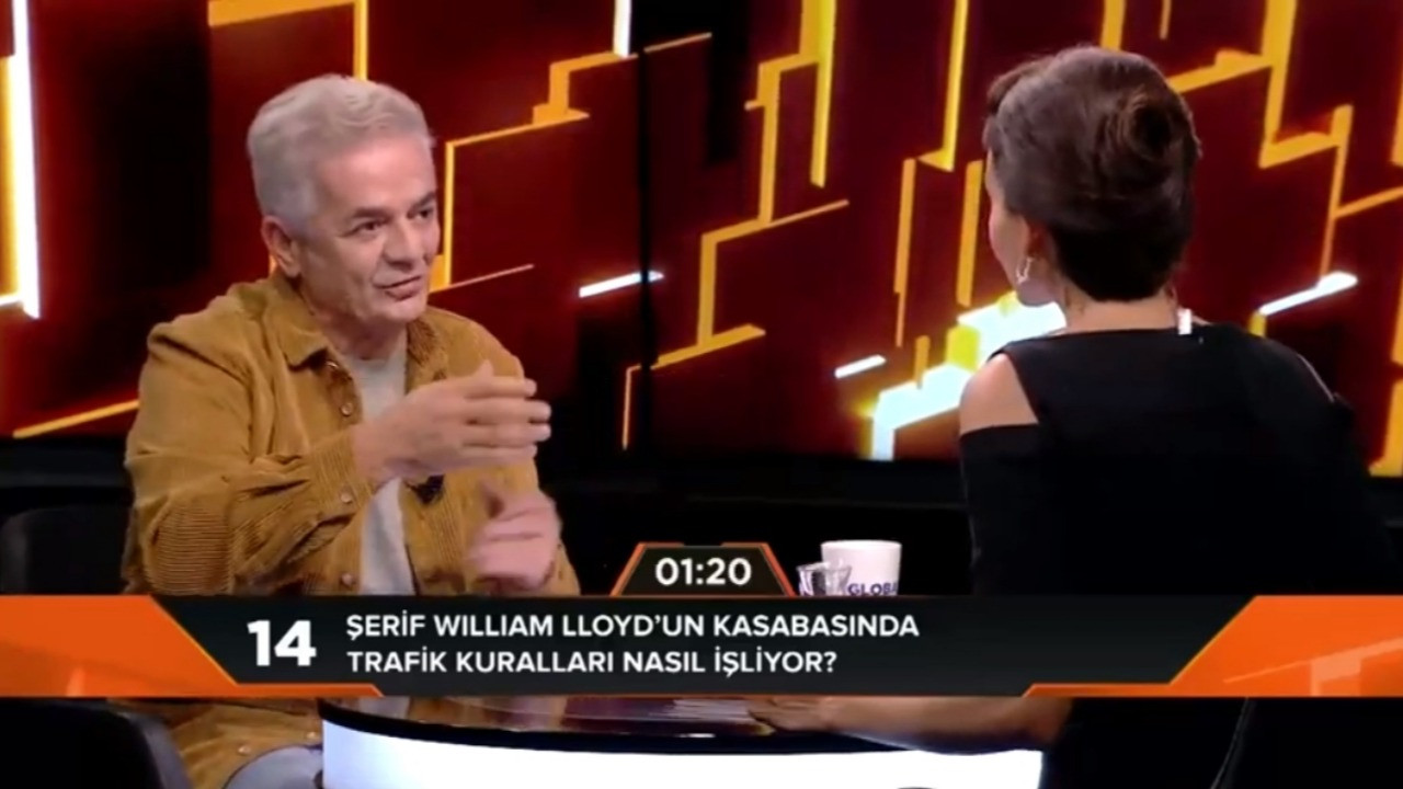 Zafer Algöz, 40'a konuk oldu: Kavuk Ferhan Şensoy'dan Cem Yılmaz'a gelmeliydi