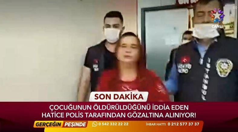 Korkunç itiraf! Canlı yayını polis bastı