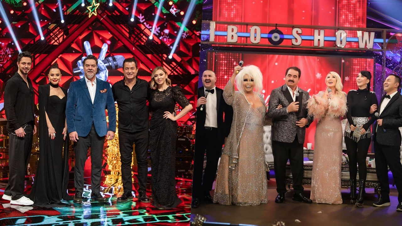 Reyting sonuçları açıklandı! Yılbaşı gecesi en çok hangi program izlendi?