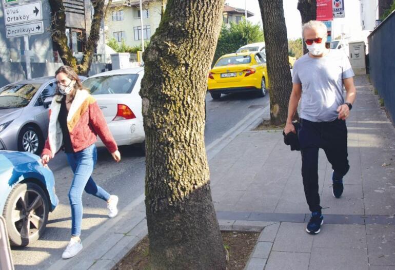 Yılmaz Erdoğan'ın gizemli sevgilisi kim çıktı?