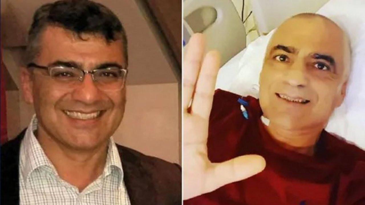 Gazeteci Zafer Özdemir hayatını kaybetti