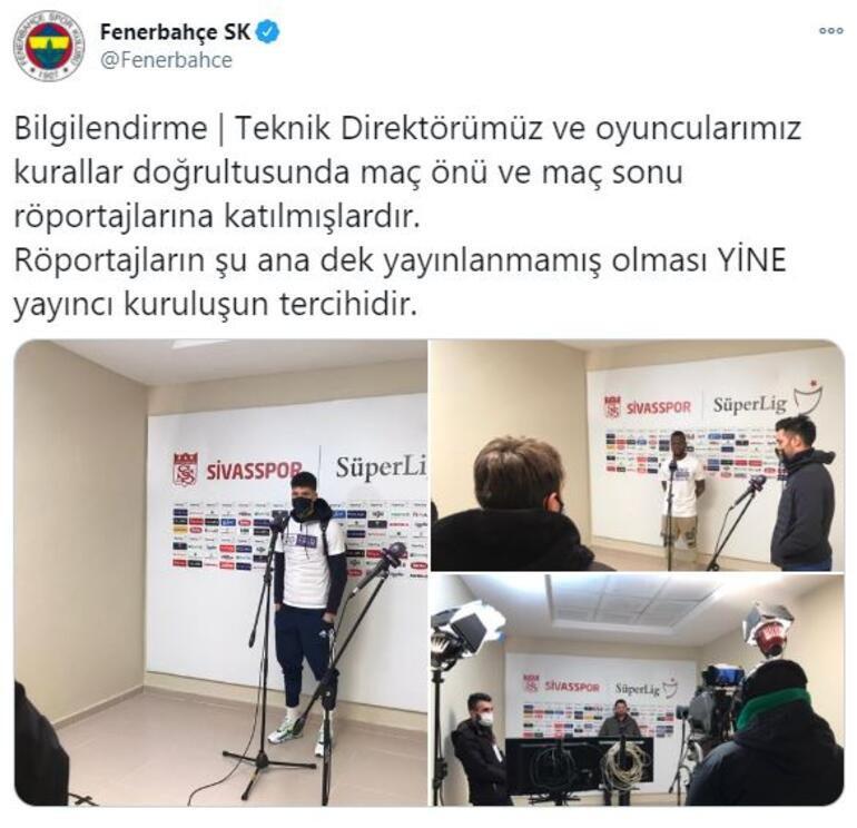 Fenerbahçe ile beIN Sports arasındaki gerilim tırmanıyor!