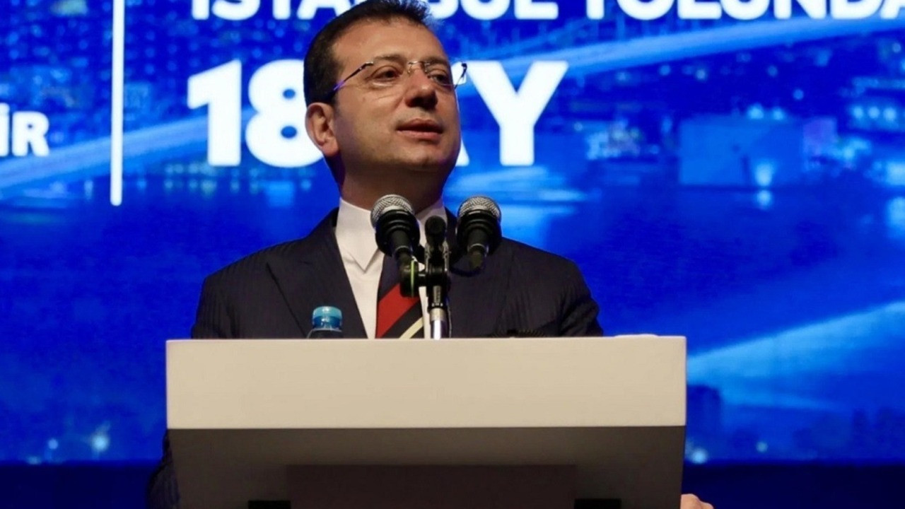 İBB Başkanı Ekrem İmamoğlu için 2 yıla kadar hapis istemi!